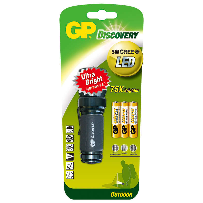 GP Discovery CREE LED - Outdoor Range 203
