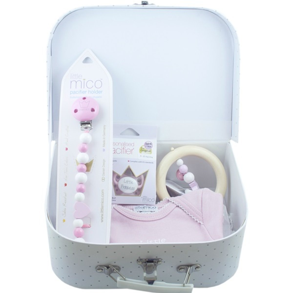 Suitcase - Princess Hamper