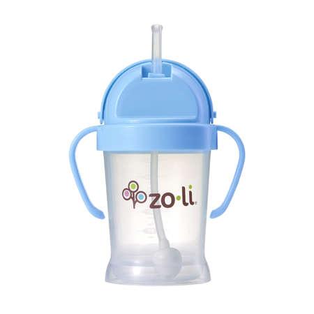 BOT 6oz 吸管杯 (藍色)