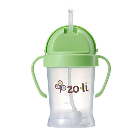 BOT 6oz Straw Cup (Green)
