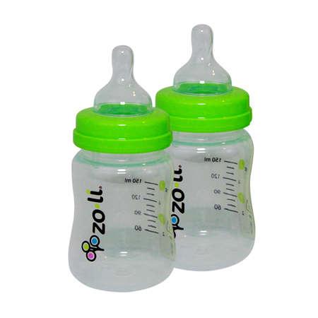 PP Bottle (5oz/160ml) (2 Pack)