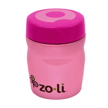 Dine Stainless Insulated Food Jar - Pink