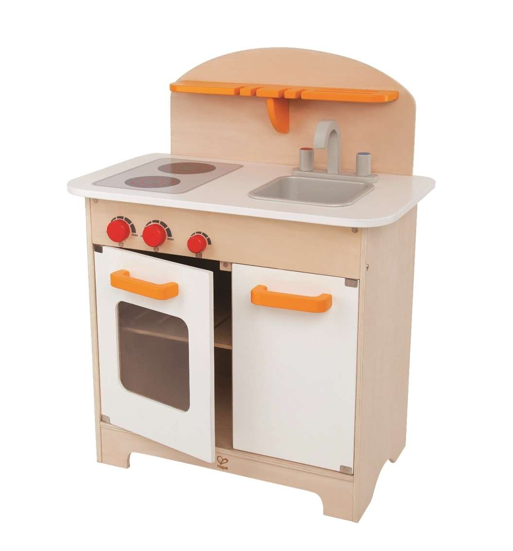 E3100-Gourmet Kitchen-White
