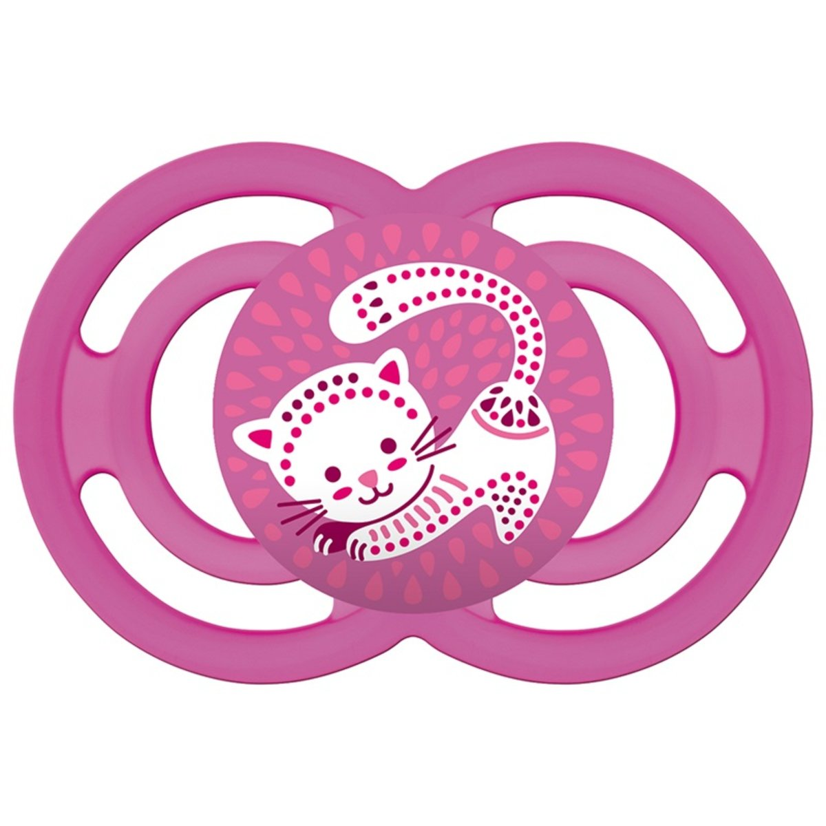 MAM Soother - Perfect 6m + (1pc) (Pink)