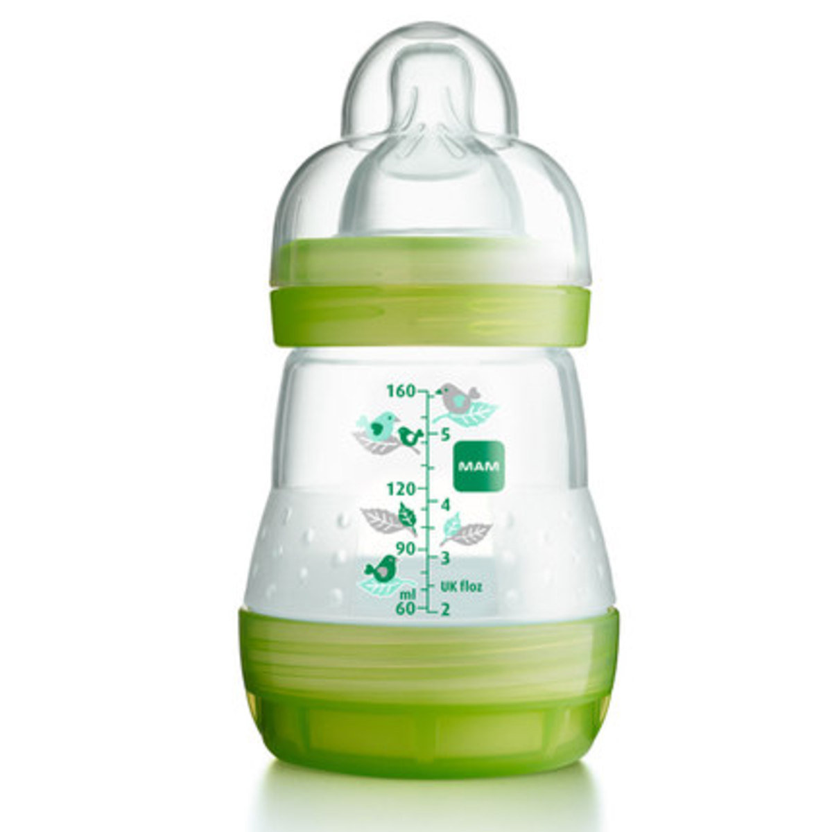 Anit-Colic 160ml (5oz)  (Green)
