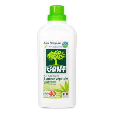 L'Arbre Vert Softener - Vegetal scent (750ml)