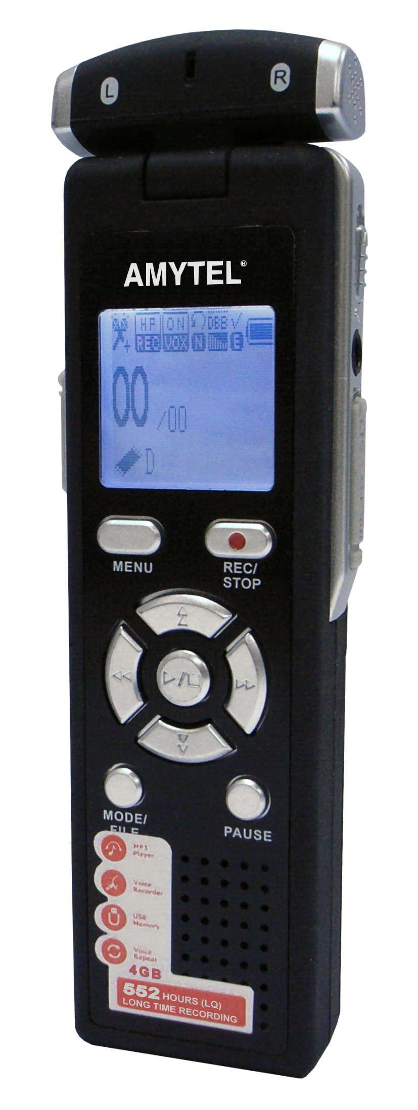 Memo703 Plus Digital Voice Recorder