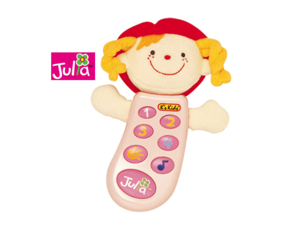 KA10301PB-Mum's on the Phone - Julia