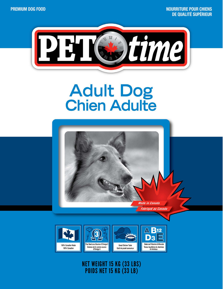 Pet Time Adult 15kg