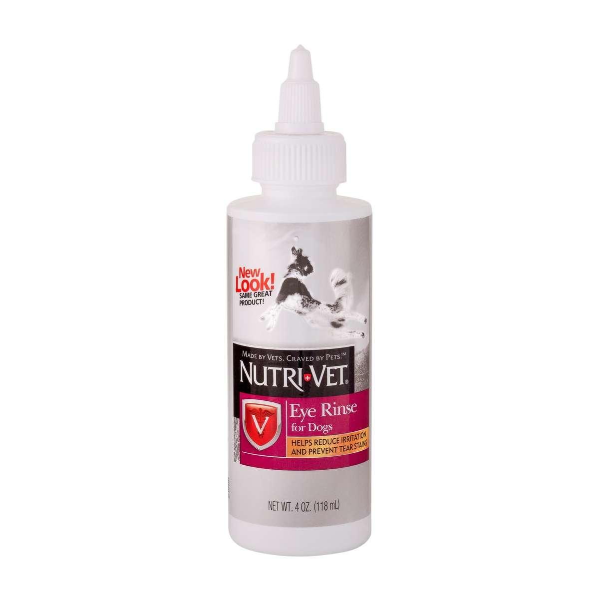 Eye Rinse Liquid 4oz NV34400-2