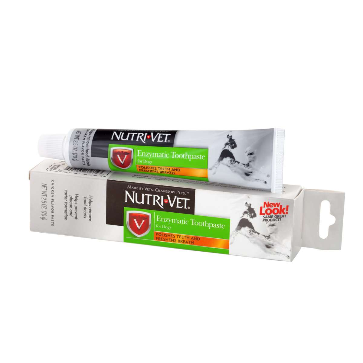 Enzymatic Toothpaste 2.5oz NV87874-3
