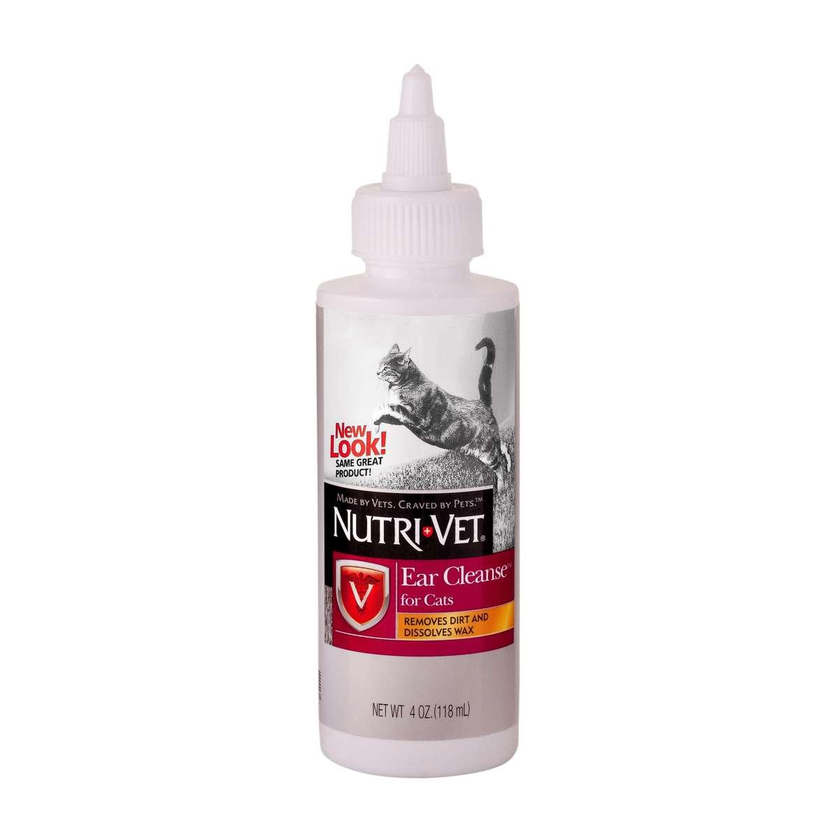 Ear Cleanse Liquid 4oz  NV99856-4