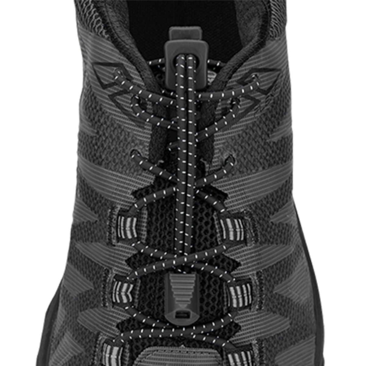 鞋帶 Run Laces-Black/Black-0015