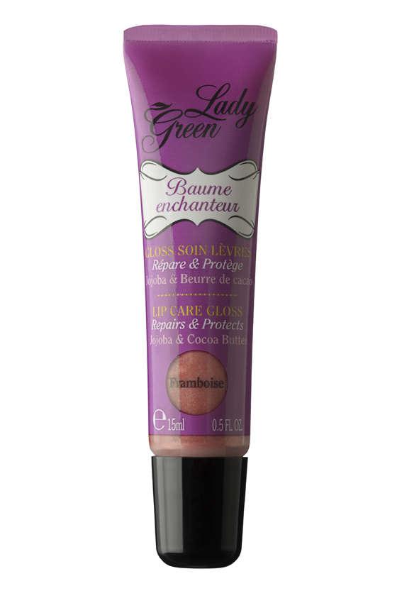 France Organic Lip Care Gloss Framboise 15ml
