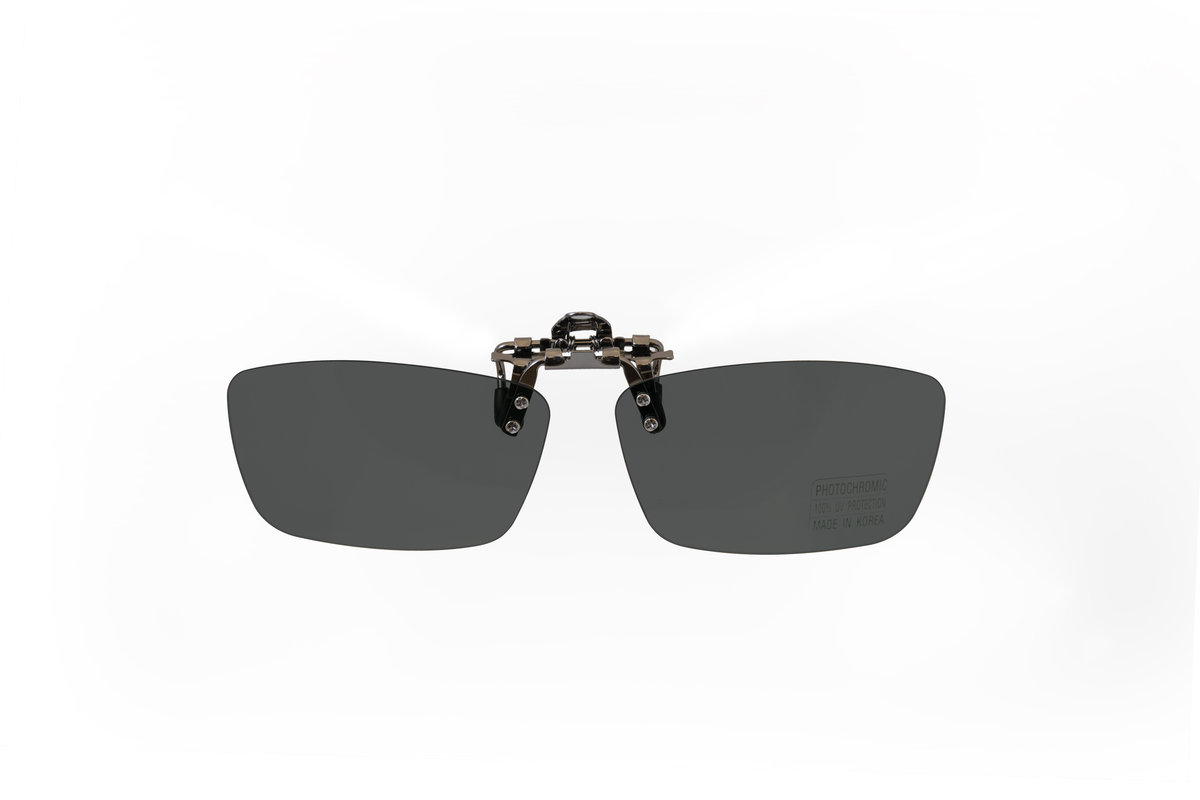 韓國製黑色偏光附加鏡片 Eagle Eye Clip On Black (Polarized)