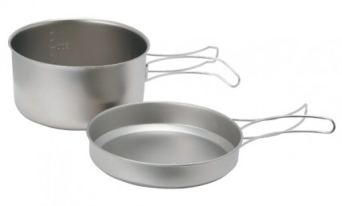Japanese ATS Type 2 S (Cookset)