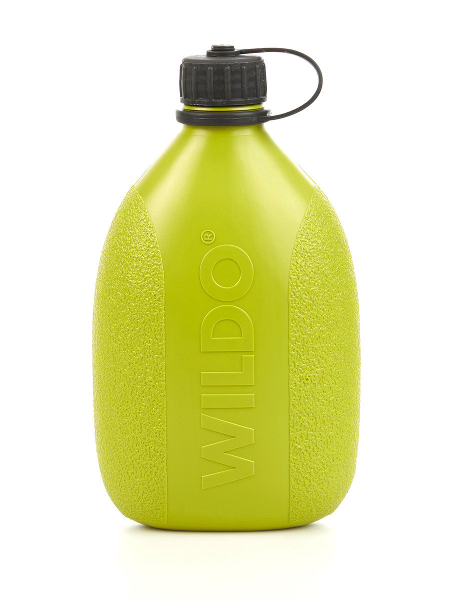 Swedish Hiking Water Bottle Lime