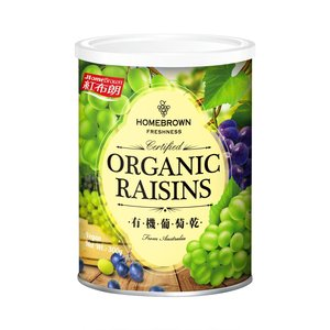 Home Brown Organic Raisins