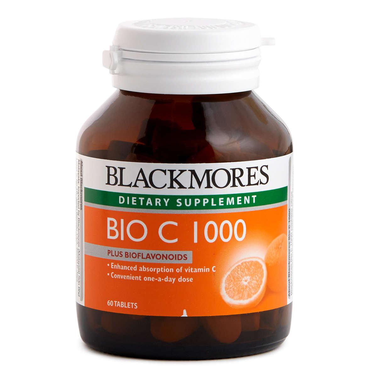 Bio C® 1000mg 60 Tablets
