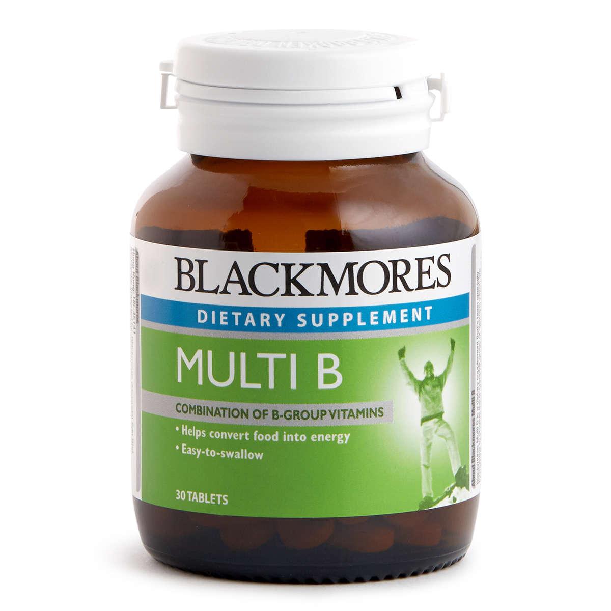 Multi B 30 Tablets