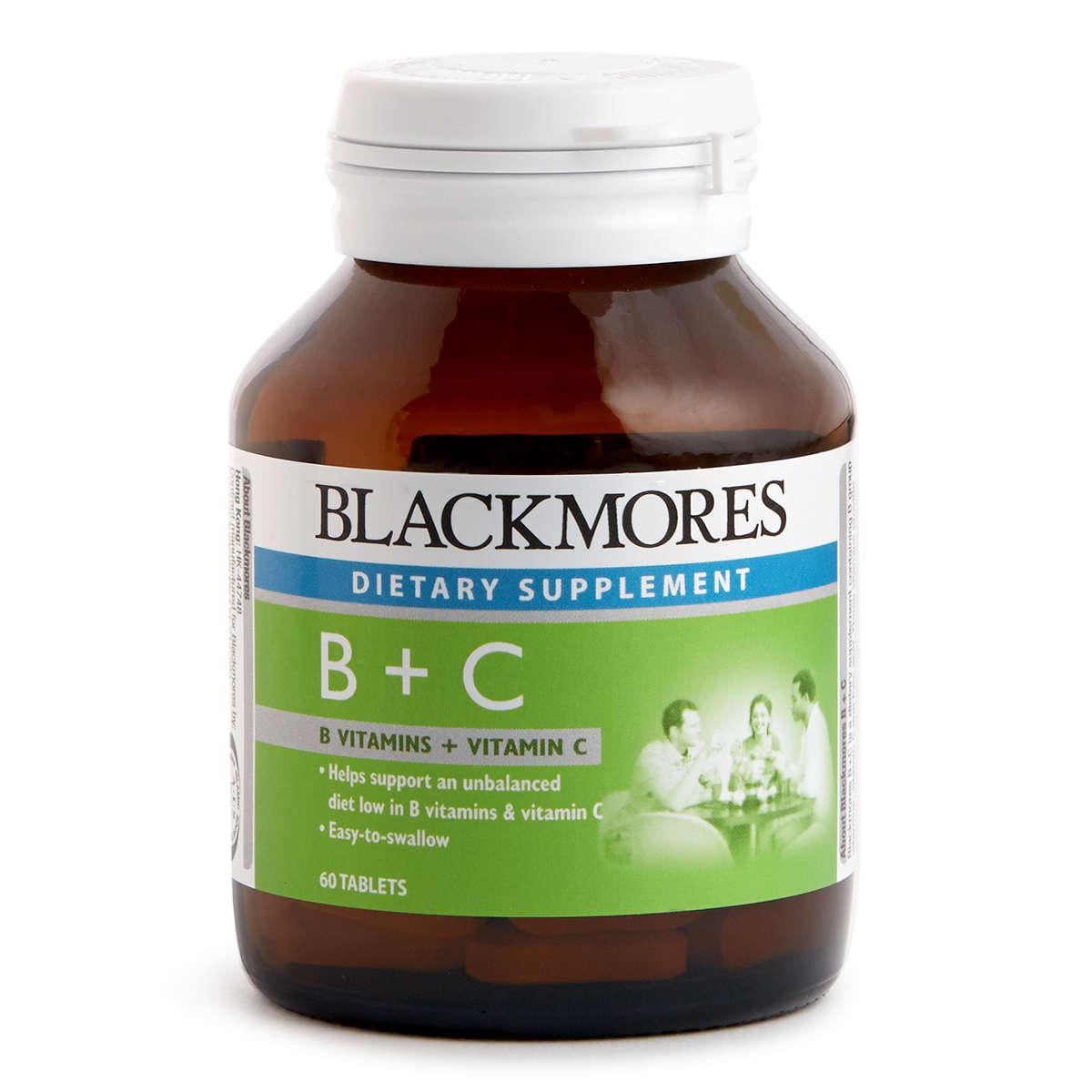 B + C 60 Tablets