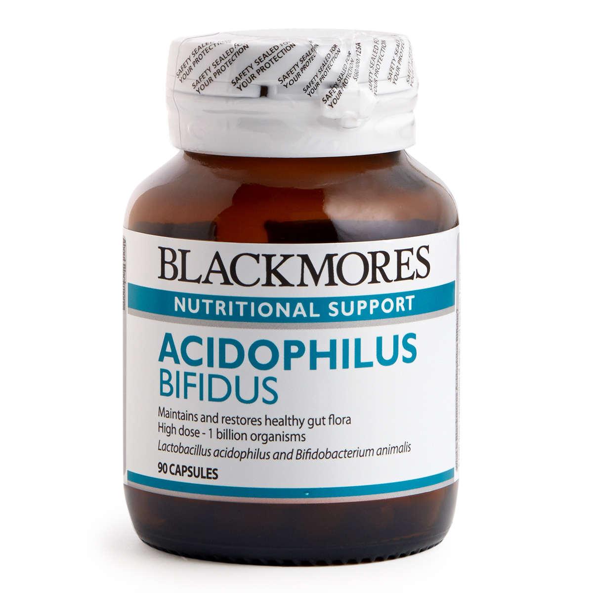 Acidophilus Bifidus 90 Capsules