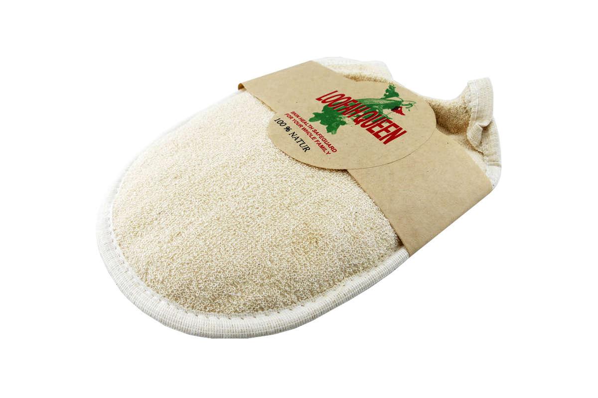 Glove Loofah (1pcs)