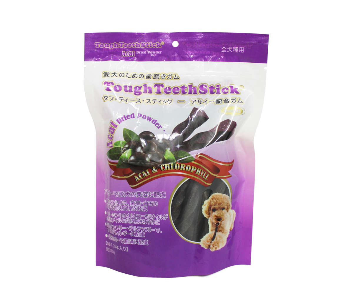 Tough Teeth Acai Stick (S) 35's