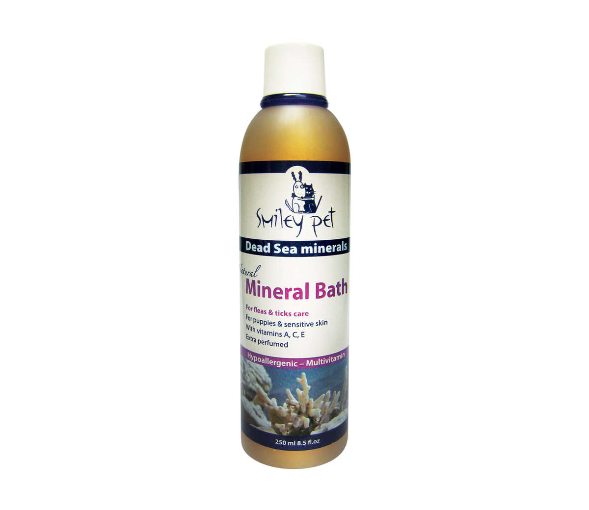 Mineral Bath Hypoallergenic (250ml)
