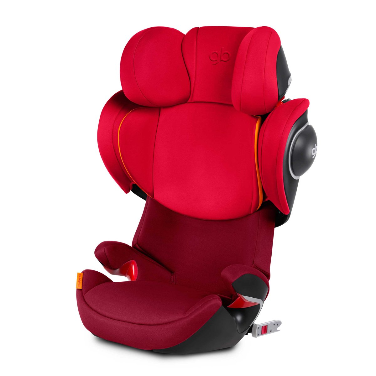 gb Platinum ELIAN-FIX Car Seat - Dragonfire Red