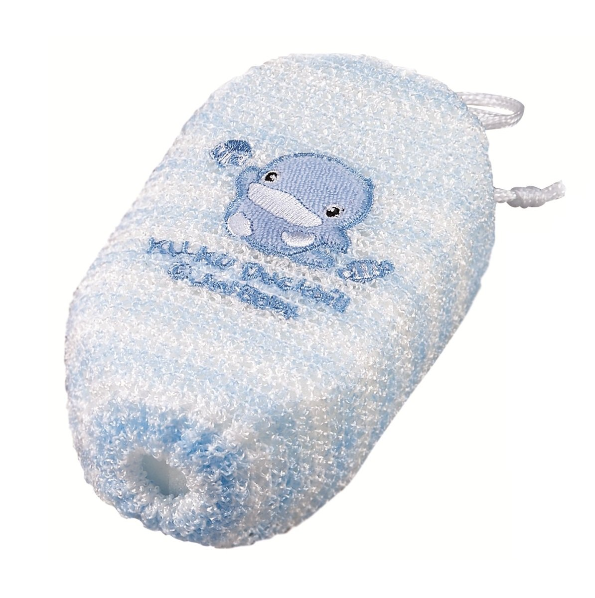 Anti-bacterialbathsponge (Blue)