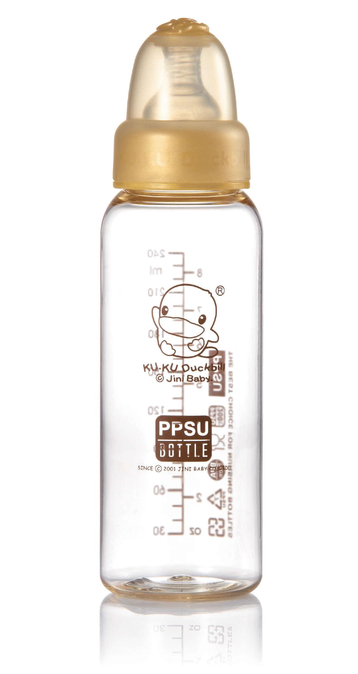 PPSU標準奶瓶-240ml