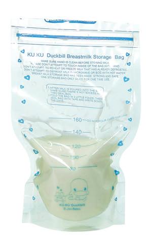 KUKU Duckbill KUKU 母乳儲存袋 - 20入/160毫升