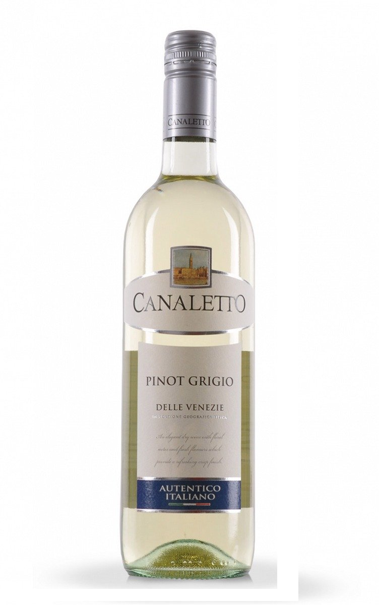 Canaletto Pinot Grigio IGT-2016