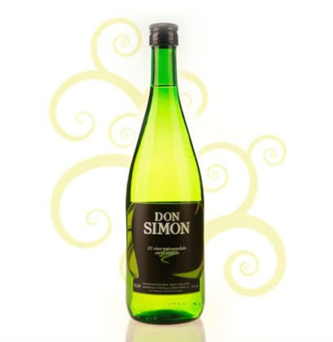 Don Simon (1 Litre bottle) Wine White-NV