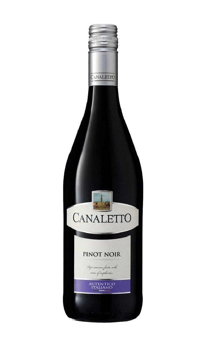 Canaletto Pinot Noir Pavia IGT-2013