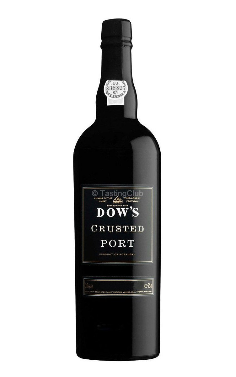 Dow's Crusted Port-2012