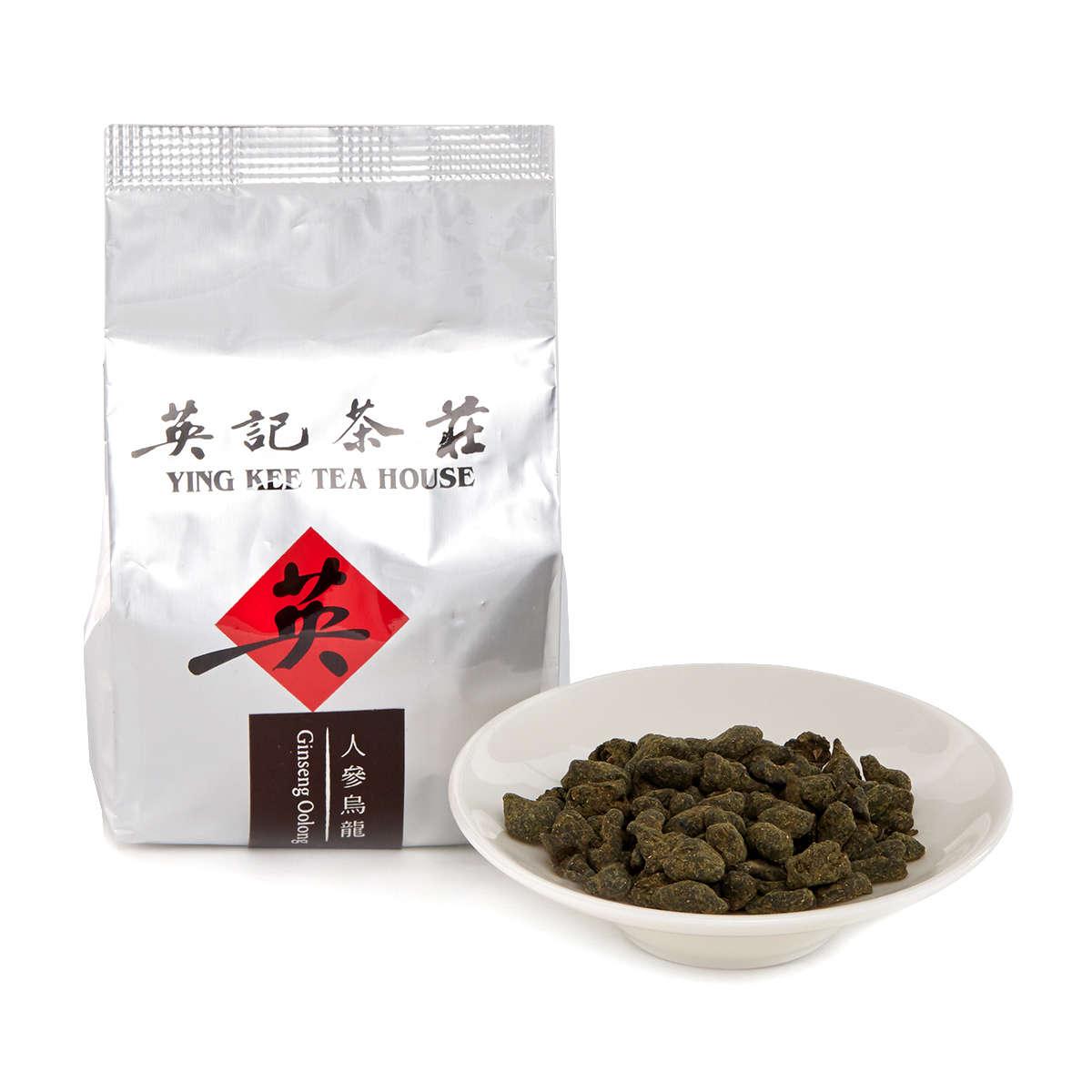 Ginseng Oolong (75g/bag)