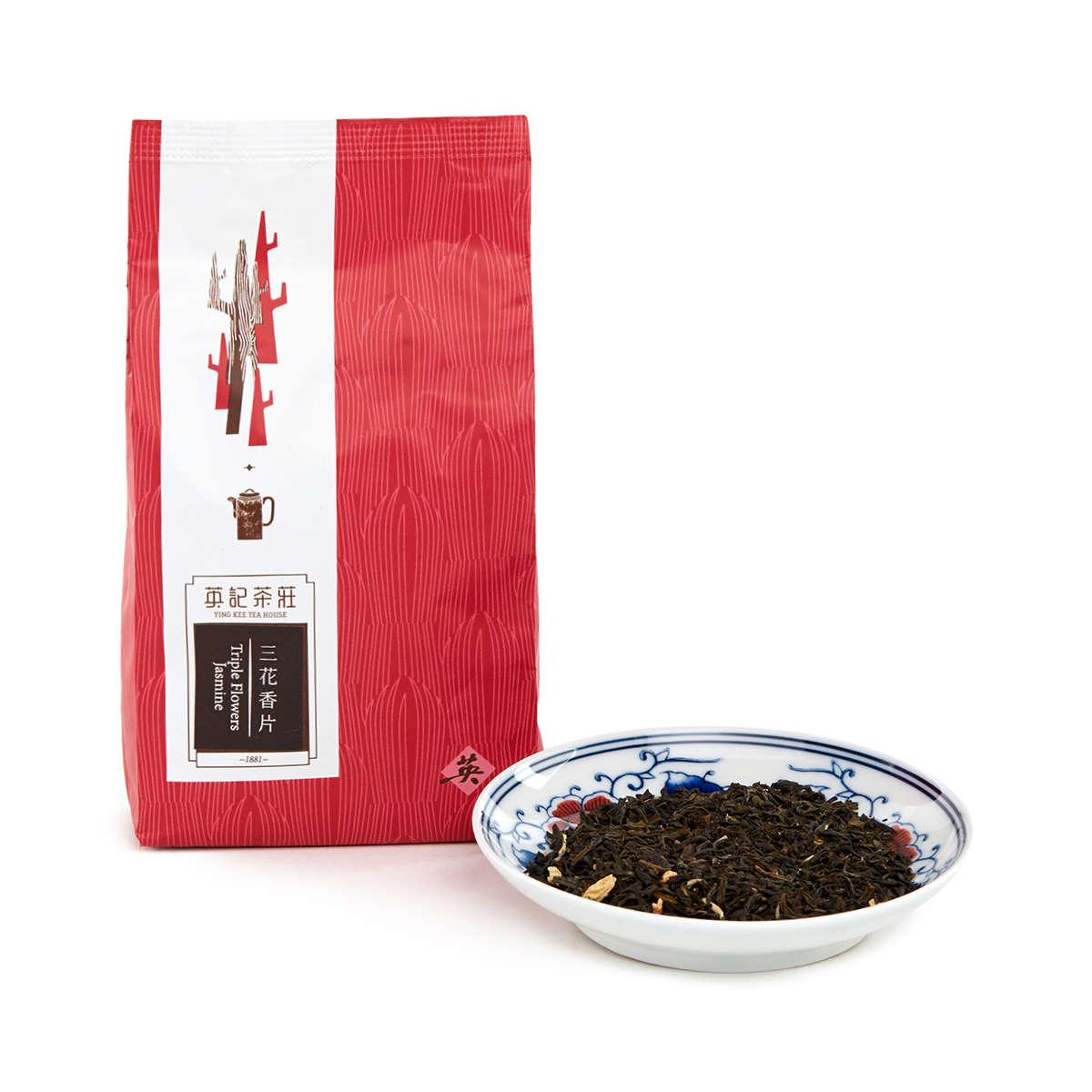 三花香片 (150g包裝)