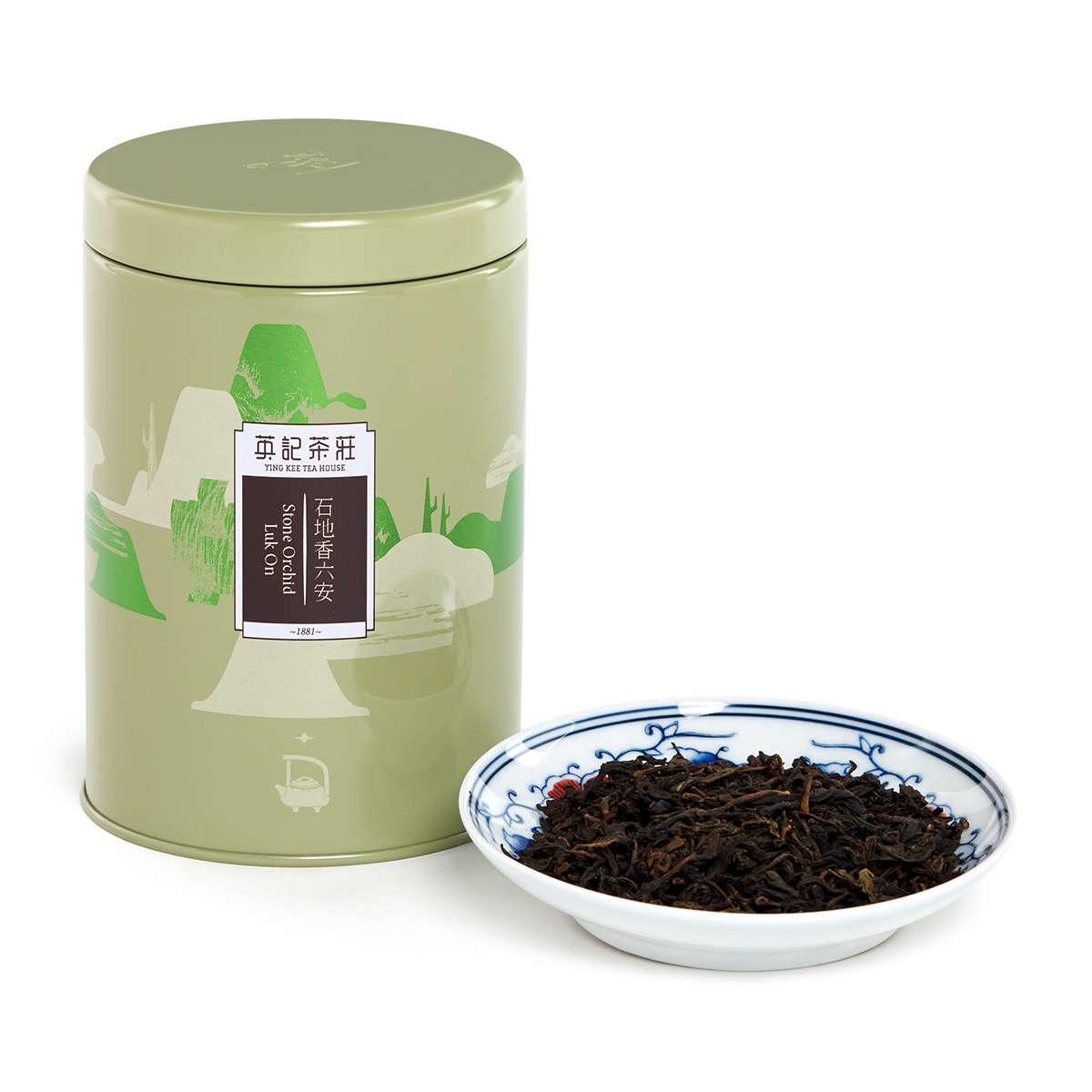 石地香六安 (150g罐裝)