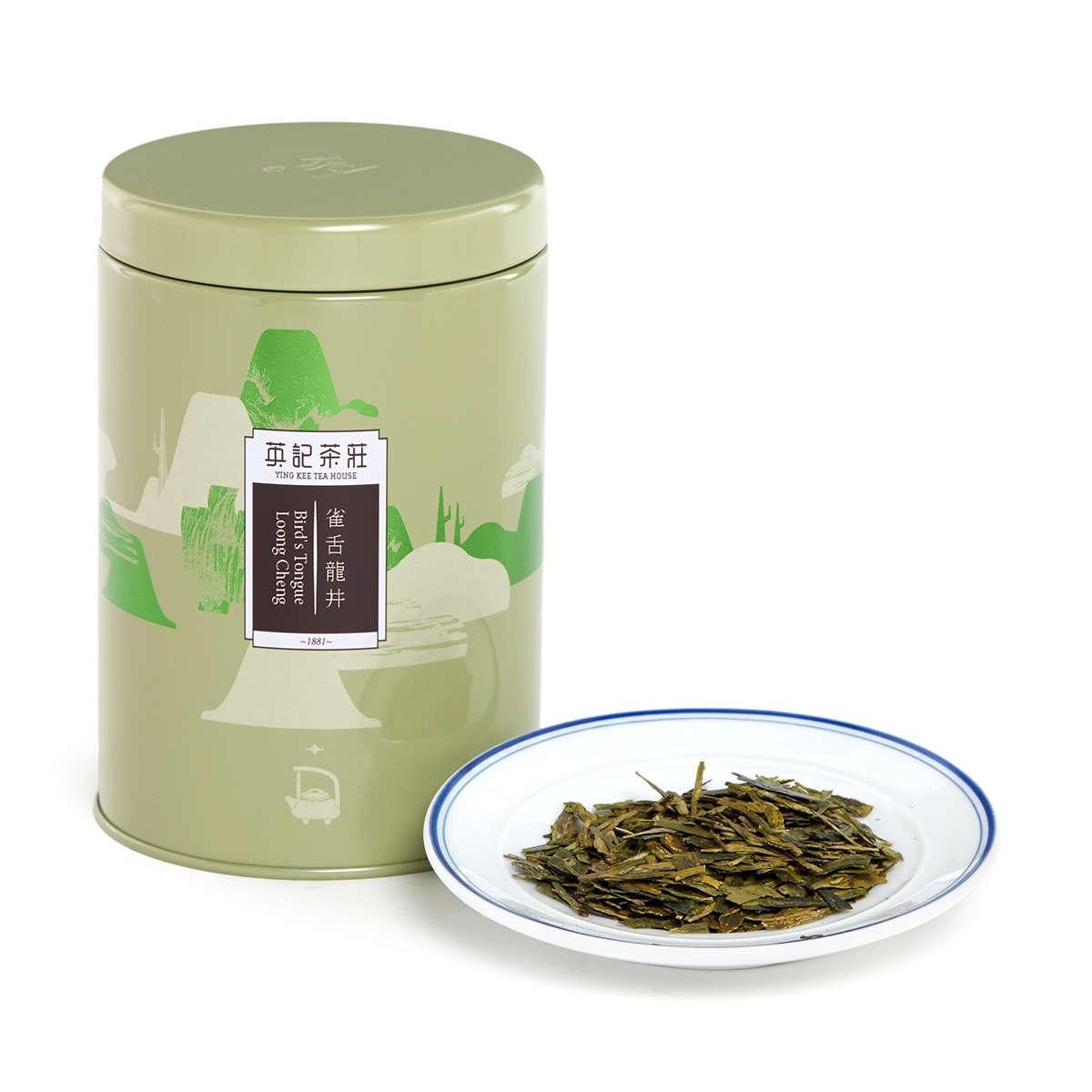 雀舌龍井  (150g罐裝)