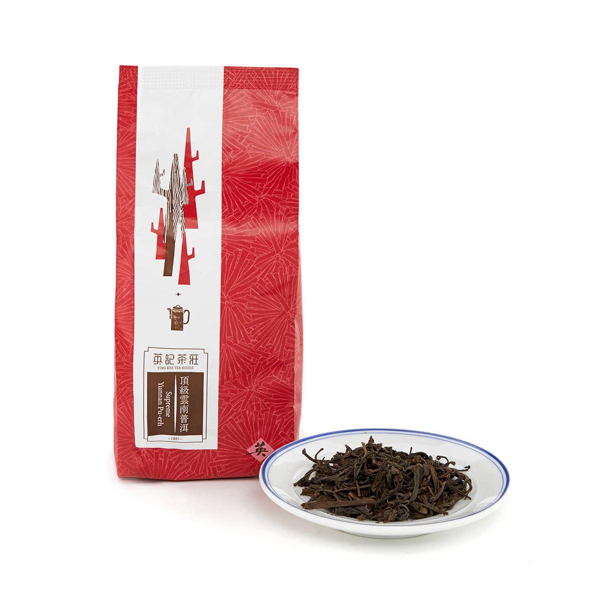 Supreme Yunnan Pu-erh (150g/bag)