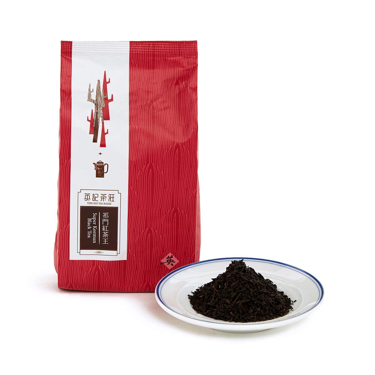 Super Keemun Black Tea (150g/bag)
