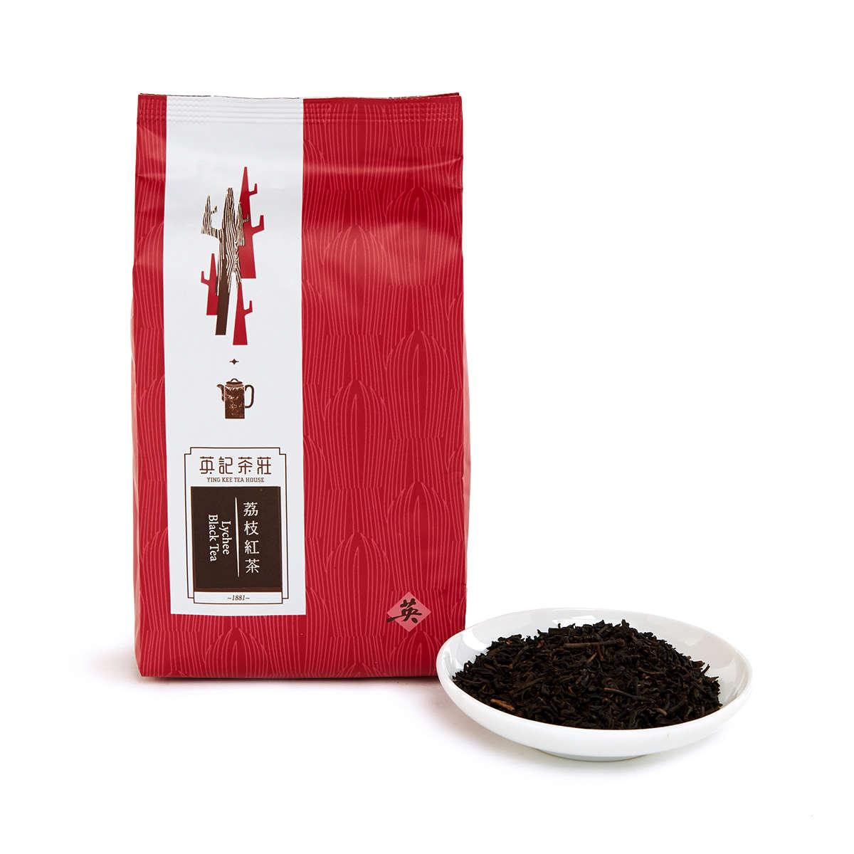 Lychee Black Tea (150g/bag)