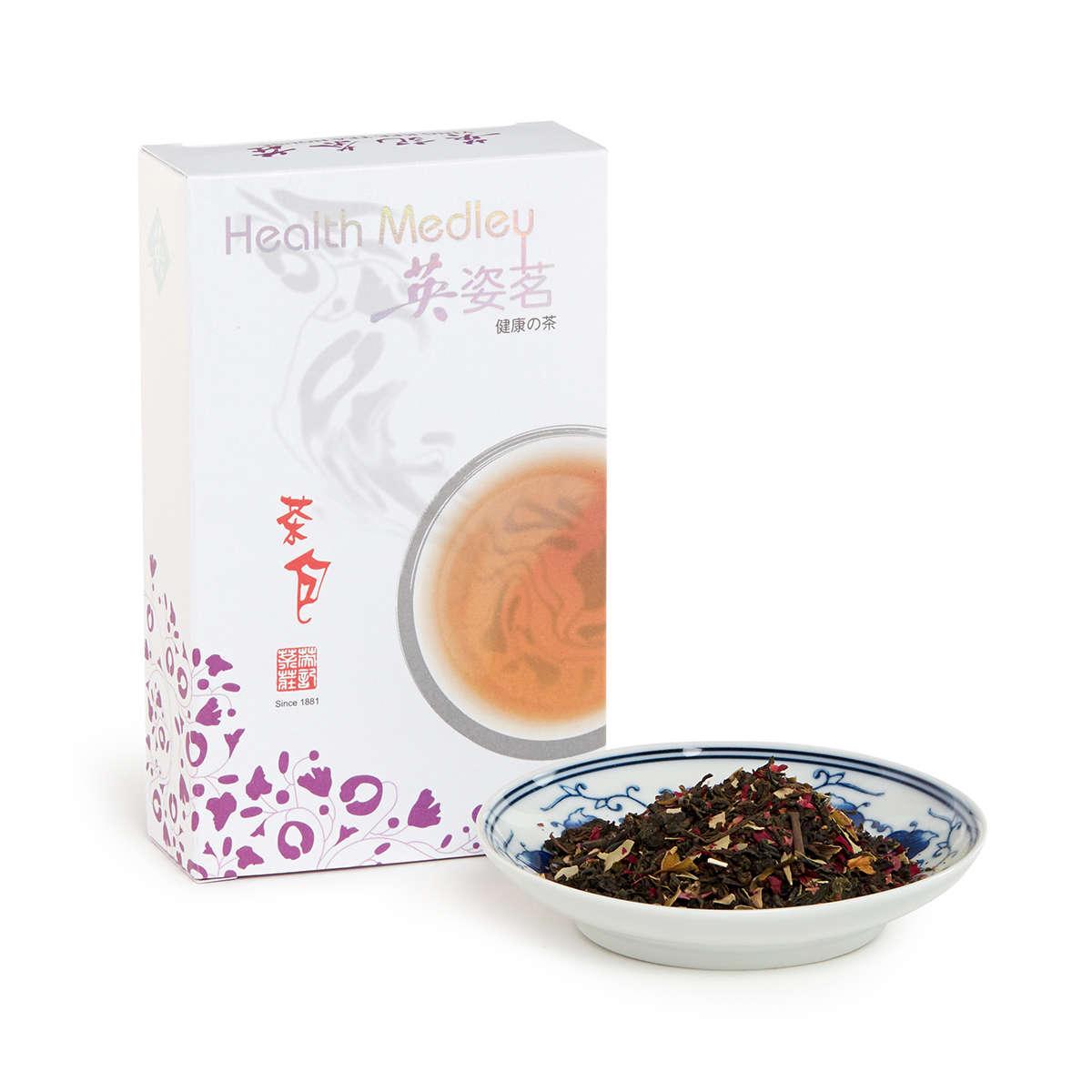 Health Medley Teabag (60g)