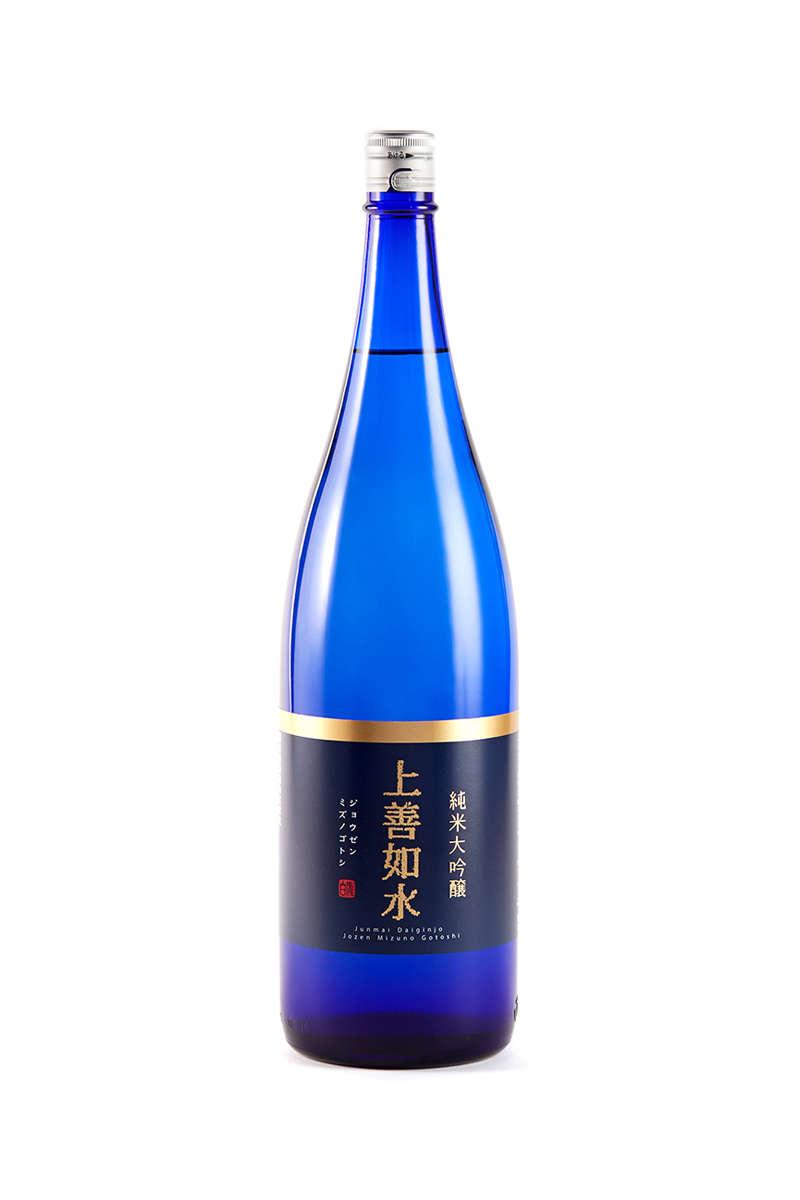 上善如水-純米大吟釀 (1.8升)