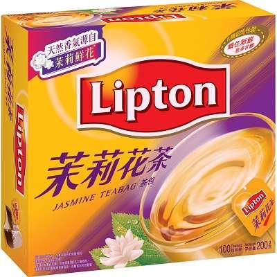LIPTON Asian Tea - Jasmine Tea 100 TEABAGS