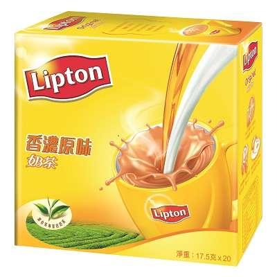 Lipton - MILK TEA ORIGINAL 3 IN 1 20's
