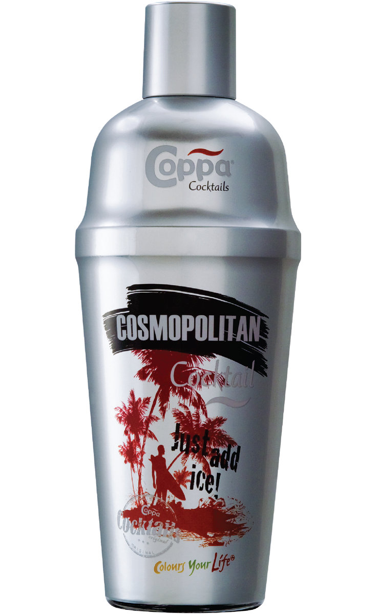 Cocktails Cosmopolitan 700ml