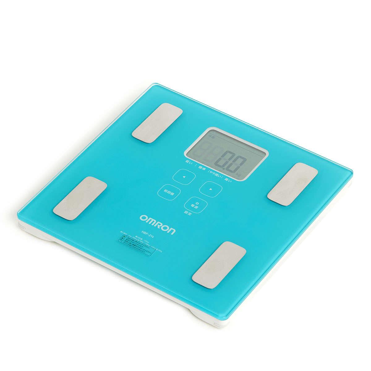 Body Composition Monitors (Blue) HBF-214